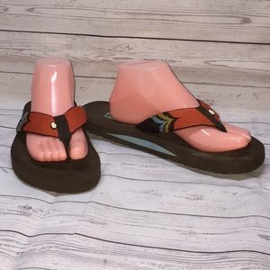 5/$20 TEVA Mash Thong Sandals